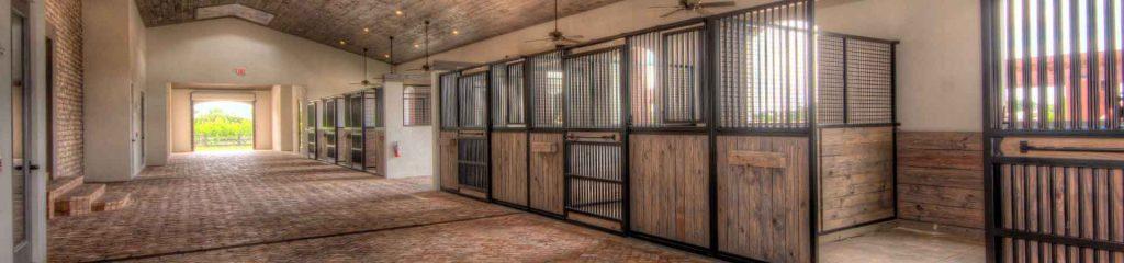 Stall Rentals
